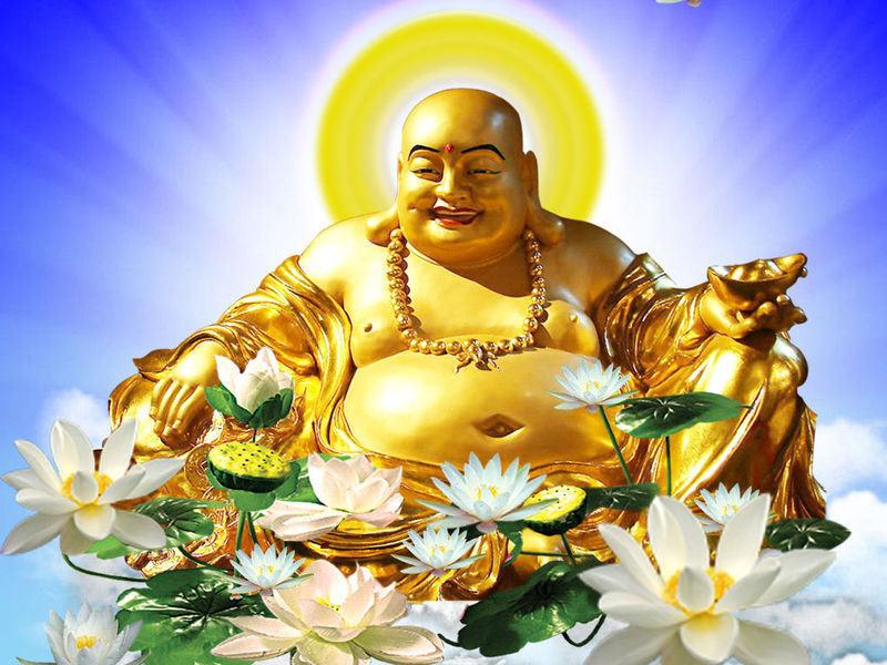 ảnh Phật Di Lặc