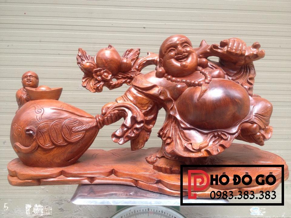 tuong go phat di lac keo bao tien
