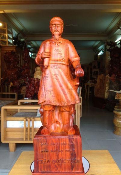 tuong go tran hung dao bai 247 1 1